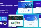 Aabbe – Digital Marketplace WordPress Theme