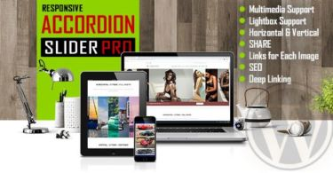 Accordion Slider Pro Responsive Image And Video Plugin