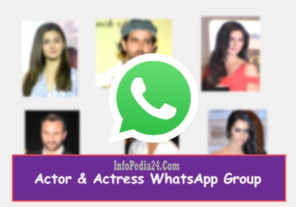 Actors Fan WhatsApp Group Join Links - Online Information