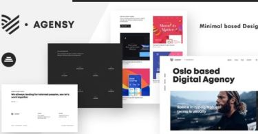 Agensy - Digital Lab & Creative Solutions