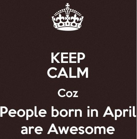 Amazing Facts of People Born In April