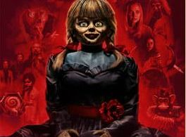 Annabelle Comes Home (2019) Horror Movie