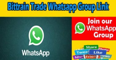 Bittrain Trade New Whatsapp Group Join Link