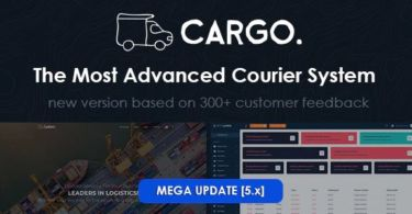 Cargo Pro Courier System