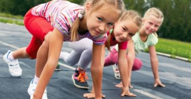 Children and physical exercise: everything you need to know