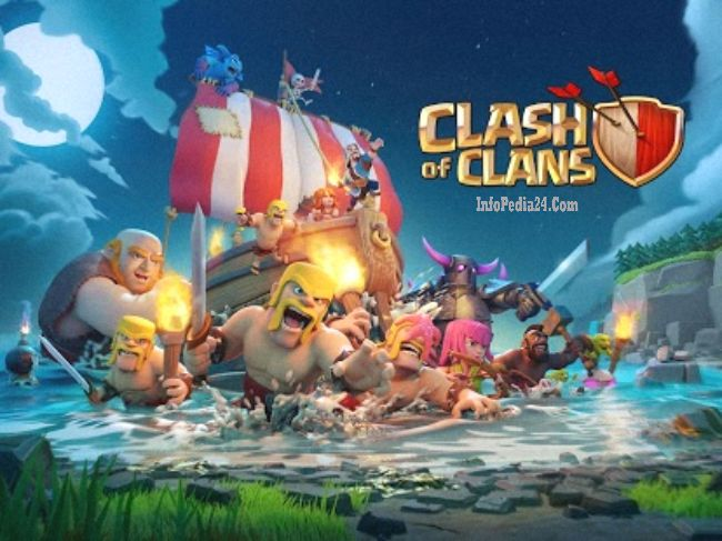 Clash of Clans WhatsApp Group Join Links - Online