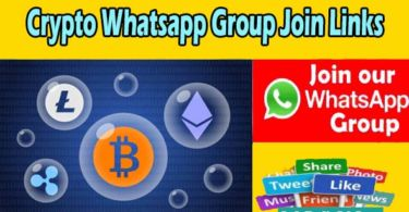 Crypto Whatsapp Group Join Links