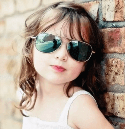 Cute Girl Kid DP