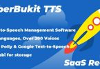 CyberBukit TTS – Text to Speech – SaaS Ready