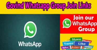 Govind Whatsapp Group Join Links