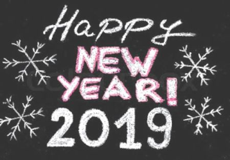 Happy New Year 2019 Wishes, Sayings & Greetings