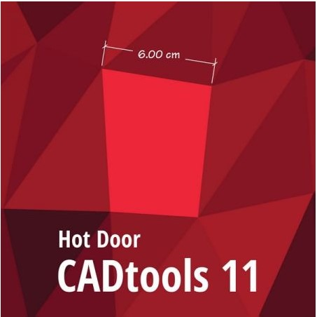 Hot Door CADtools for Adobe Illustrator