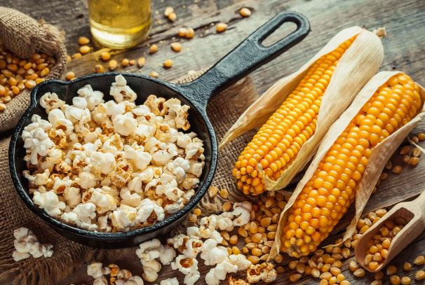 How to recognize a corn allergy?