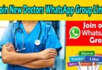 Join New Doctors WhatsApp Group