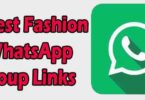 Latest Fashion WhatsApp Group Links
