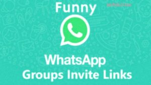 Latest Funny WhatsApp Group Invite Links