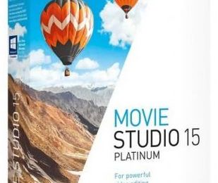 MAGIX VEGAS Movie Studio Platinum 15.0.0.157