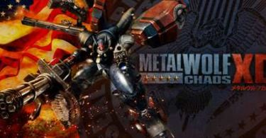 Metal Wolf Chaos XD pc game download