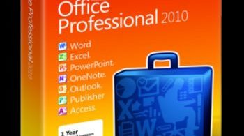 Microsoft Office 2010 Professional Plus SP2