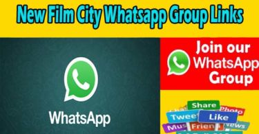New Film City Whatsapp Group Links