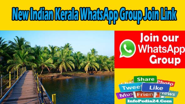 New Indian Kerala WhatsApp Group Join Link - Online Information