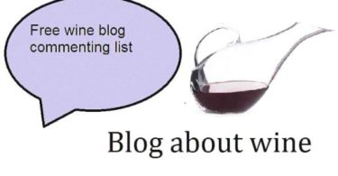 New List of blog about wine