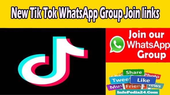 New Tik Tok WhatsApp Group Join links - Online Information