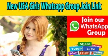 Girl Whatsapp Group Link Join