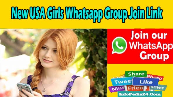New USA Girls Whatsapp Group Link
