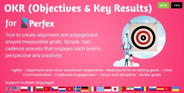 OKRs – Objectives and Key Results for Perfex CRM