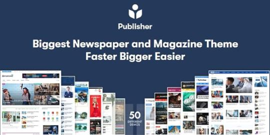 Publisher Newspaper Magazine AMP