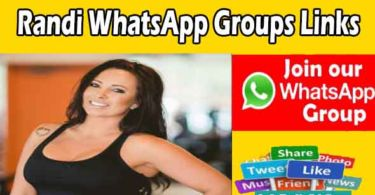 Randi WhatsApp Groups
