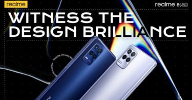 Realme 8s 5G color options officially confirmed, Leaked…