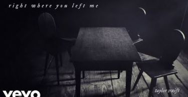 Right Where You Left Me Lyrics