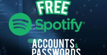 Spotify Premium Account Free