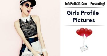 Stylish Girls Profile Pictures Collection