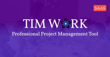 TimWork SaaS – Project Management Tool