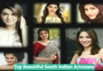 Top Beautiful South Indian Actresses