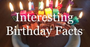 Top Birthday Facts That You Didn't Know