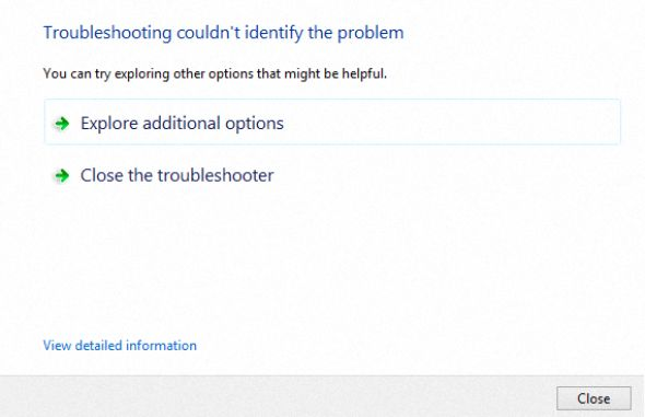 Troubleshooting-couldnt-identify-the-problem