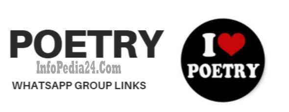 Urdu Poetry WhatsApp Group Link - Online Information