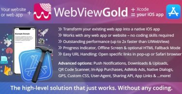 WebViewGold for iOS