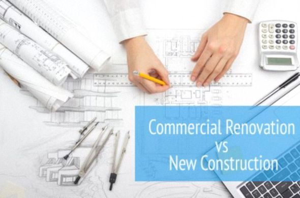 Why Renovate an Existing Building
