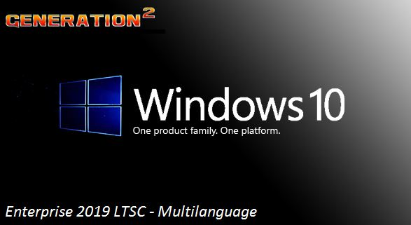 Windows 10 Enterprise LTSC 2019 X64 OEM MULTi-24 MAY 2019