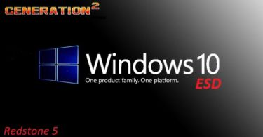 Windows 10 Pro Redstone 5