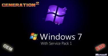 Windows 7 SP1 2019