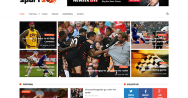 sports-mag-blogger-template