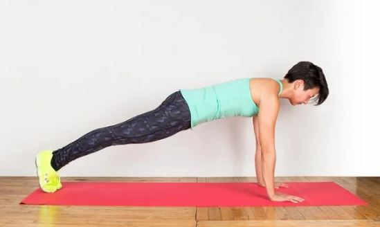 strengthen the hip flexors